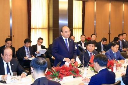 Thủ tướng: Hoan nghênh doanh nghiệp Nhật Bản đầu từ vào bất động sản