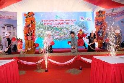 """Khởi công dự án """"đất sạch"""", Phú Quốc đón 162 biệt thự liền kề tiêu chuẩn 5 sao mới"""