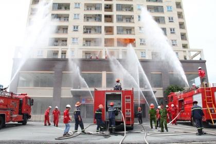 Bộ Xây dựng góp ý Dự thảo chỉ thị của Thủ tướng Chính phủ về tăng cường công tác phòng cháy, chữa cháy tại các khu dân cư