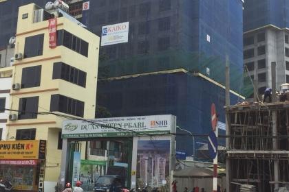 """Thanh tra Chính phủ chỉ rõ """"hàng loạt"""" sai phạm tại Dự án Green Pearl tại Hà Nội"""