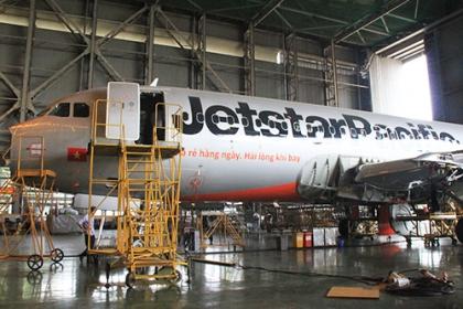 Thu nhập chuyên gia bảo dưỡng máy bay cao nhất 3 tỷ đồng mỗi năm