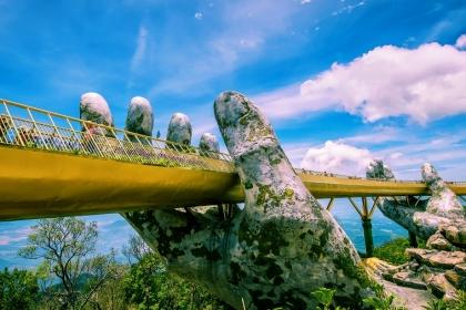 Anh thiết kế cầu bắc qua eo biển Menai dựa trên ý tưởng Cầu Vàng