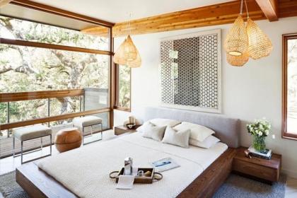 Thiết kế nhà theo phong cách hiện đại tự nhiên