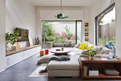 8 thủ thuật làm tăng không gian cho căn nhà của bạn