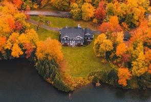 Tiểu bang Mỹ chi tiền cho người tới ở, đẹp ngỡ ngàng vào mùa thu