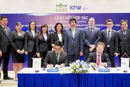 Novaland hợp tác với DEG phát triển dự án Azerai Cần Thơ Resort