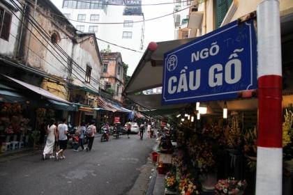 8 phố dự kiến thành không gian đi bộ mới của Hà Nội