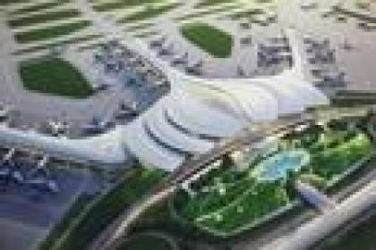 Sân bay Long Thành : Đường chờ... sân bay