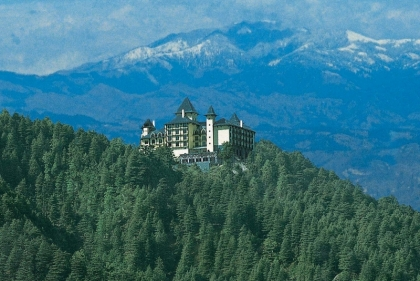 5 khách sạn biệt lập trên núi thu hút khách du lịch
