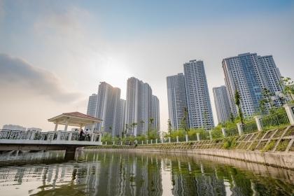 Giao dịch căn hộ tại TNR Goldmark City tăng mạnh
