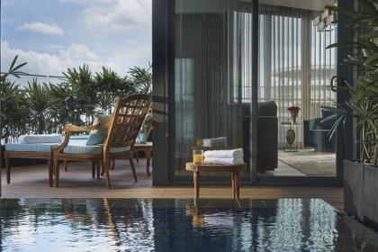 Penthouse 3 triệu USD tại TP.HCM của doanh nhân người Mỹ gốc Việt