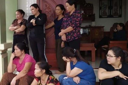 24 gia đình ở Nghệ An, Hà Tĩnh trình báo con mất tích