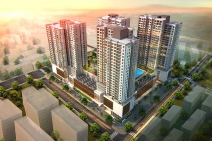 420 triệu đồng sở hữu căn hộ thuộc tháp đẹp nhất Xi Grand Court