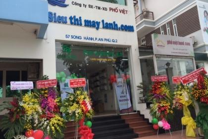 Công ty CP BDS Phố Việt
