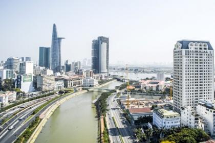 Cả trăm triệu đồng mỗi m2 căn hộ gần 'phố Wall' Sài Gòn