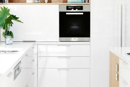 Cách mở rộng gấp đôi không gian chứa đồ trong bếp