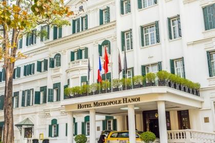 Khách sạn 115 năm tuổi Metropole Hà Nội sắp đổi chủ, được định giá gần 4.500 tỷ đồng?