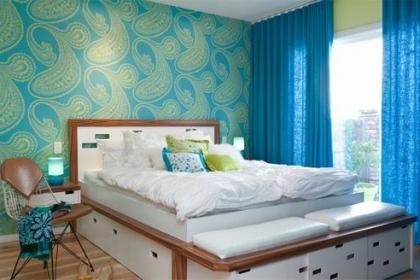 Thiết kế phòng ngủ hiện đại và ấm cúng