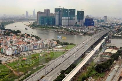 TPHCM: Tìm vốn xây tuyến metro số 5 GĐ2