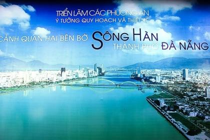 Viễn cảnh 'thành phố trong mơ' bên bờ sông Hàn