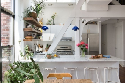 Chỉ khoảng 5m² nhưng căn bếp này chính là giấc mơ của các bà nội trợ