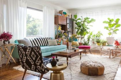 Quá đáng tiếc nếu bạn không học 20 cách kết hợp màu sắc khi trang trí phòng khách