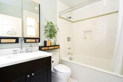 Thổi hồn cho phòng tắm nhỏ 5 m2