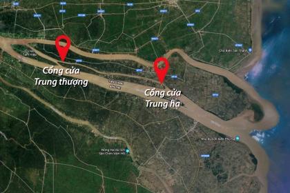 Tiền Giang đề xuất ngăn sông làm hồ nước lớn nhất miền Tây