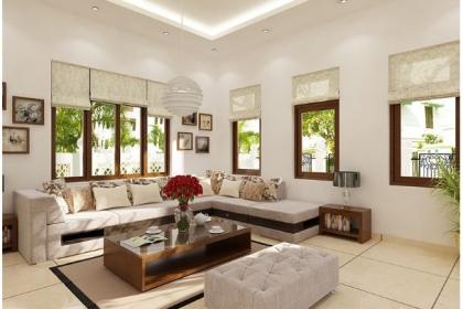 Cách trang trí đơn giản cho không gian sống nhẹ nhàng, tươi mới