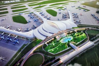 Đồng Nai đề nghị xây hệ thống giao thông kết nối sân bay Long Thành