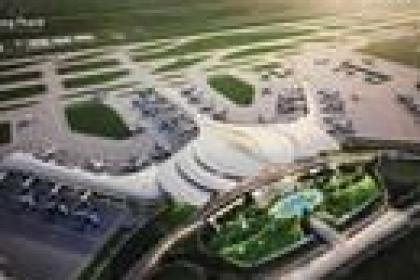 Chậm nhất năm 2025, sân bay Long Thành bắt đầu đón khách