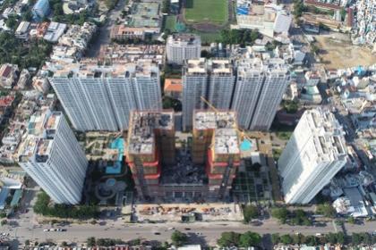Quốc Cường Gia Lai xây trung tâm thương mại 40.000m2 tại quận 8, TP HCM