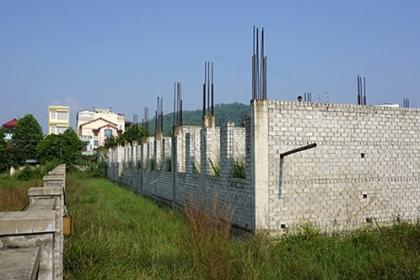 Dự án trường học 26 tỷ đồng bỏ hoang