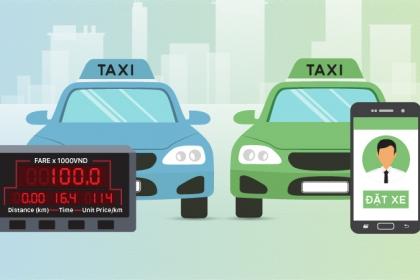 Taxi công nghệ được quản lý như thế nào?