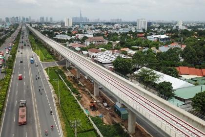 Vốn đầu tư Metro Số 1 giảm 3.400 tỷ đồng