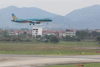7 phương án quy hoạch mở rộng sân bay Nội Bài