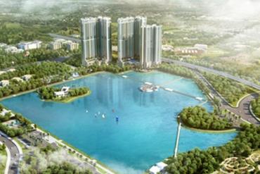Vingroup ra mắt dự án ven hồ đẳng cấp quốc tế - Vinhomes Skylake