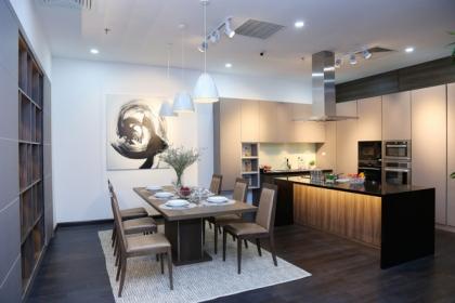 6 căn bếp vừa đẹp, vừa tiện nghi khiến người yêu nấu nướng phải mê mệt