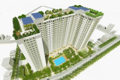 Hàng trăm căn hộ Ecohome Phúc Lợi bán thành công trong tuần đầu