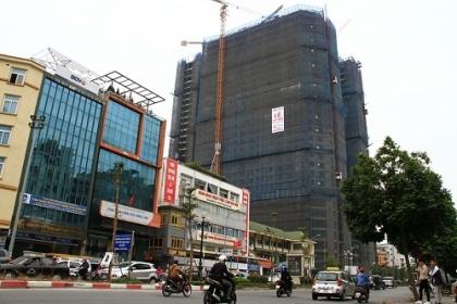 Khu căn hộ đa chức năng ở Central Field