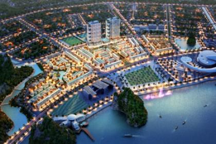Lợi thế vị trí của khu đô thị Mon Bay Hạ Long
