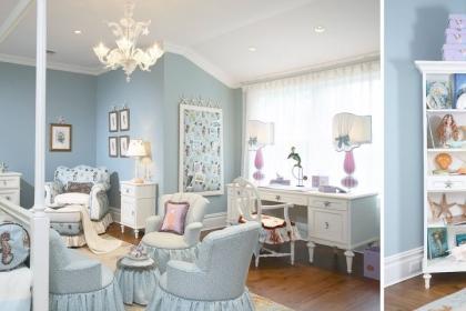 Những mẫu thiết kế phòng ngủ cho bé đẹp đến mức người lớn cũng mơ ước