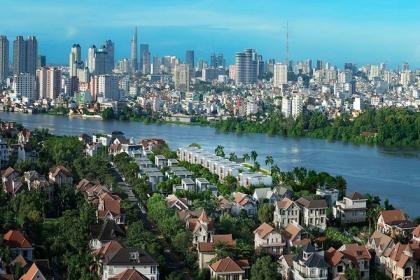 Tp.HCM có thêm tổ hợp biệt thự, chung cư và văn phòng hơn 7.000m2