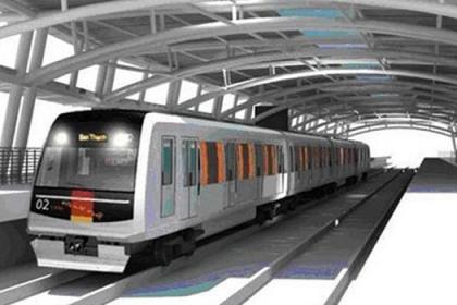Tp.HCM: Hơn 60.000 tỷ xây tuyến metro Bến Thành - Tân Kiên