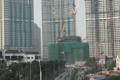 """Vingroup, Novaland, Vạn Thịnh Phát """"dội bom"""" siêu dự án trên thị trường địa ốc TP.HCM"""