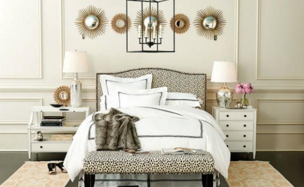 Gợi ý những cách trang trí đầu giường để phòng ngủ đẹp như mơ