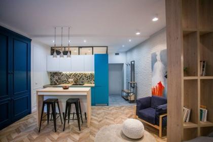 """Thiết kế """"chuẩn"""" cho căn hộ studio chỉ 30m2"""