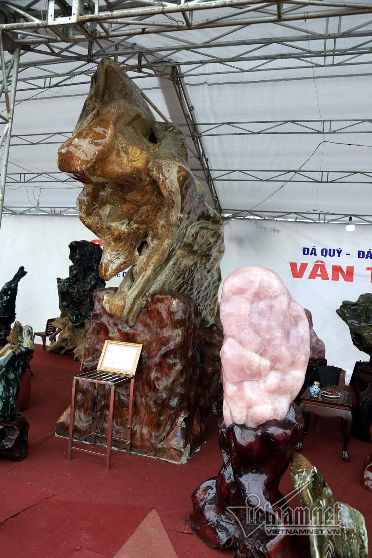 đá phong thủy,mã não,Hà Nội