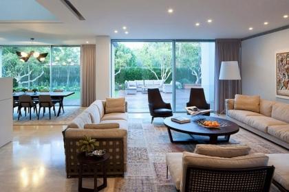 Cách thiết kế, trang trí để tạo sự hài hòa giữa trần, sàn nhà với tường