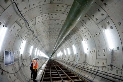 Tường vây tuyến metro số 1 của TP HCM bị đổi thiết kế